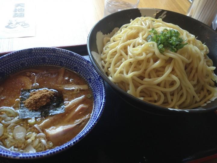 麺屋しゃがらのつけ麺(特盛り)