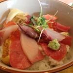 ふうりん 海鮮丼 アップ写真
