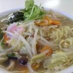 大三 野菜ラーメン
