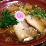 武者気 らぁ麺 680円 大盛り10円