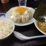 麺食堂 丸三 ランチセット