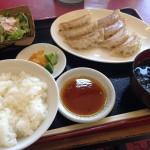 ラーメンハウス原宿 餃子定食