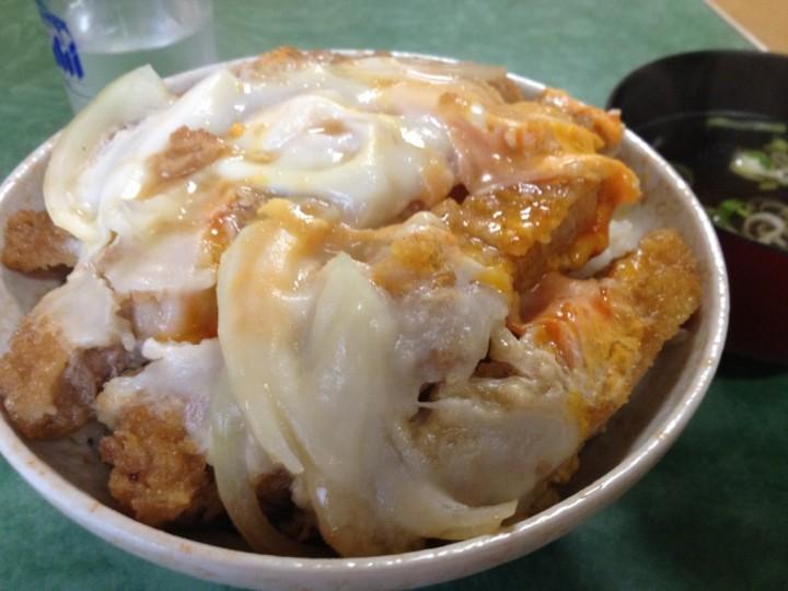 北京食堂のカツ丼