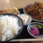 丸竹食堂 焼き肉定食