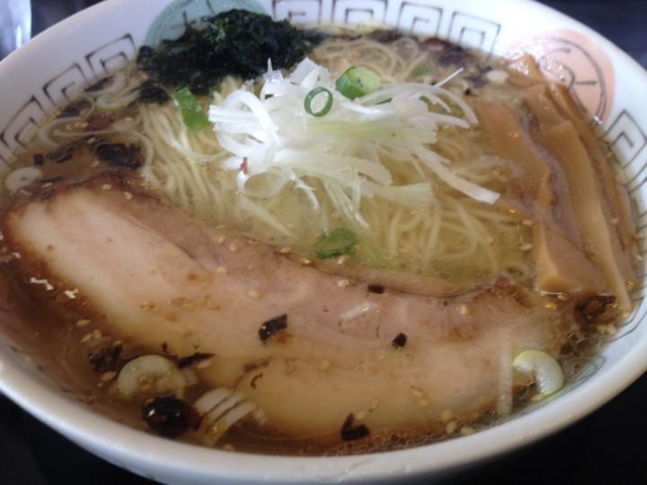 豊の塩拉麺