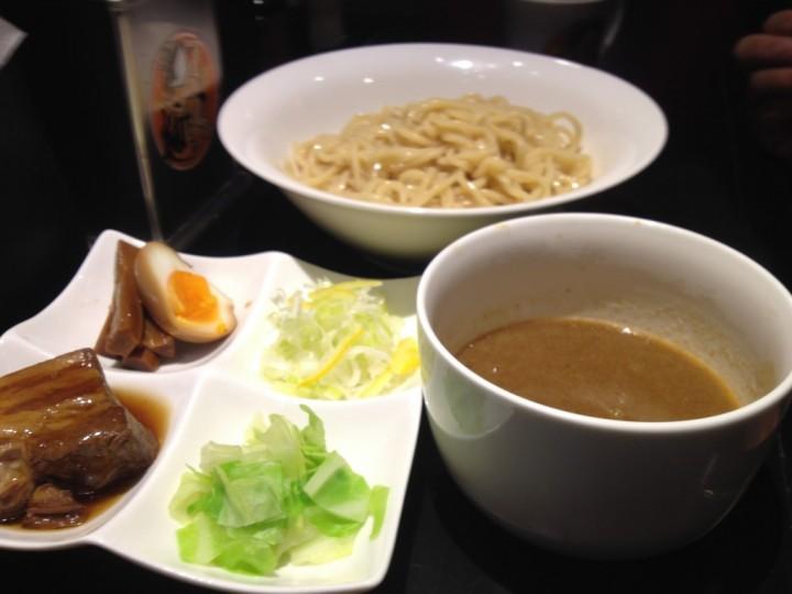 麺マッチョのつけ麺