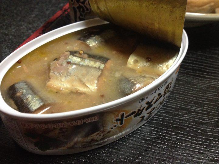 K&K 日本近海どり さんまと粒マスタード