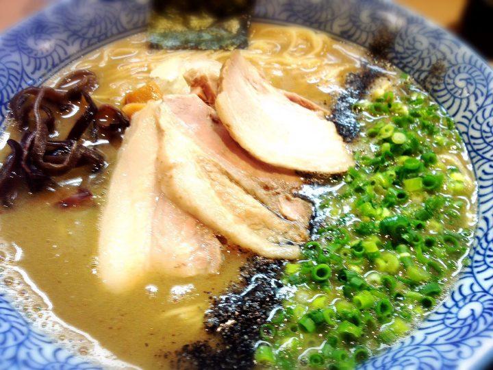 鶴嶺峰のらー麺
