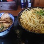 ばやし つけ麺 爆盛 2016-02-22 012