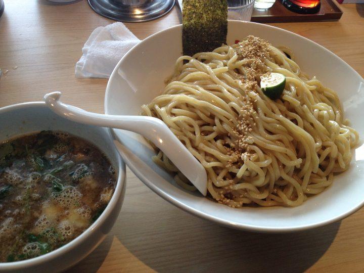 日の出製麺保内工場 つけ麺2016-02-17 014