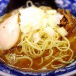 碧空麺舗 限定 鶏白湯らーめん 美味しい加工
