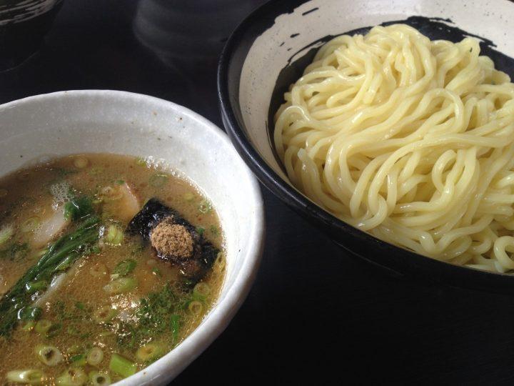 風の味・麺や勝のつけめん(2016年5月)