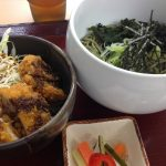 がんこ茶家 蕎麦ミニカツ丼セット2016-05-25 004