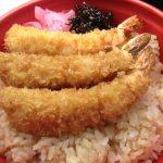 肉の原仙 えび丼2016-06-29 006