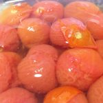 フルーツトマトの酢漬け2016-08-18 025