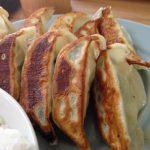 バンバンバン餃子 餃子定食W 2016-11-12 002
