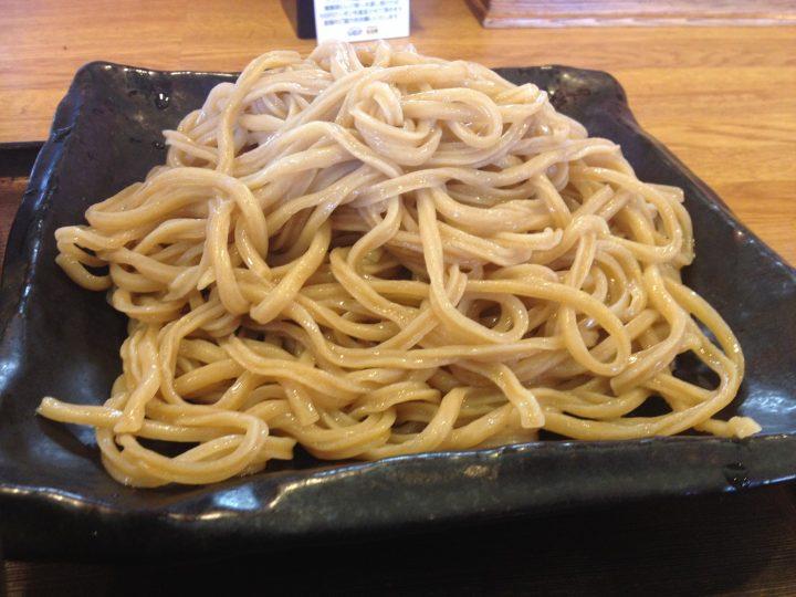 つけ麺「極」の麺