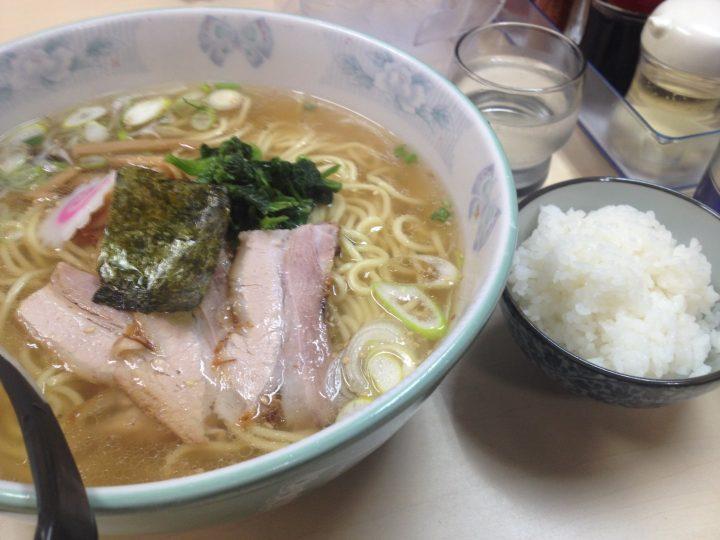 見附 天山 塩大盛600+100円 2016-12-09 002