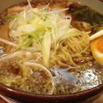 拉麺 いち正 長岡2017-01-09 011