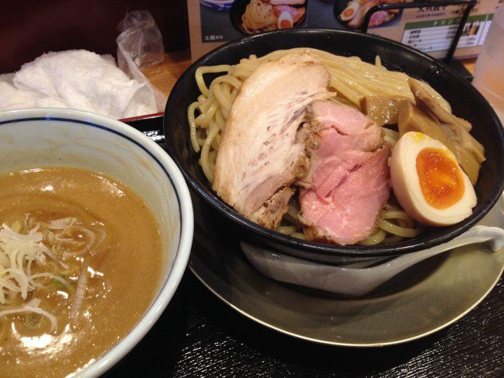 味我駆の極つけ麺(2倍盛り)