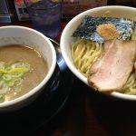 長岡 祥気 鶏しぼり つけ麺2017-03-23 001