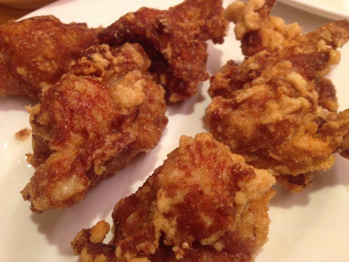 ガストの「若鶏の唐揚げ」