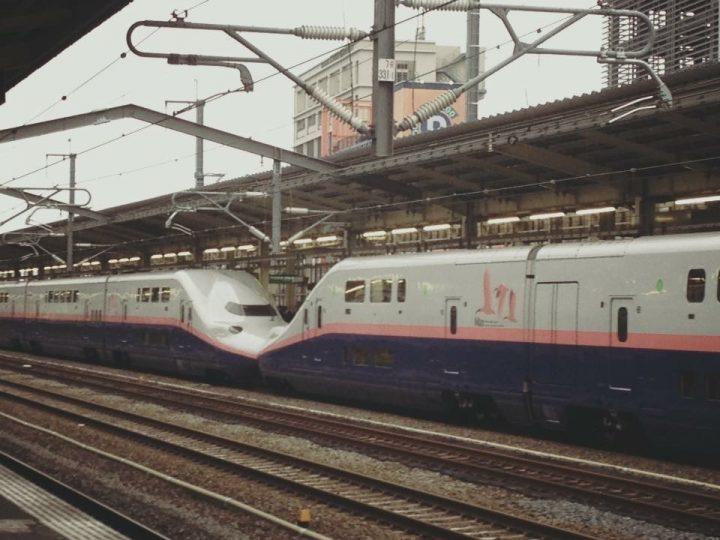 上越新幹線の連結