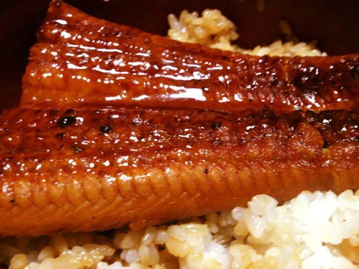 神田屋のうなぎ蒲焼きで作った鰻丼
