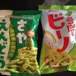 東鳩 カルビー 豆対決 2017-08-05 001