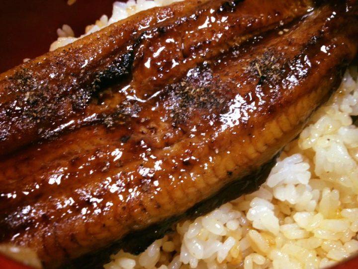 神田屋商店の鰻で作った鰻丼