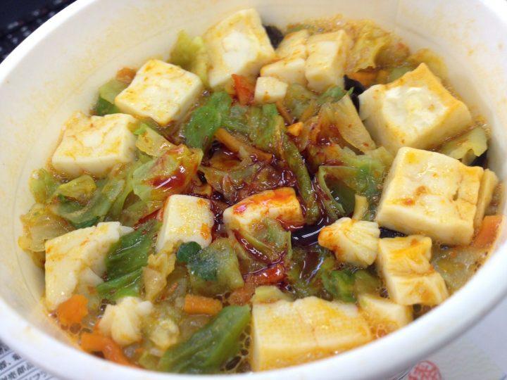 蒙古タンメン カップ麺 2017-09-03 007