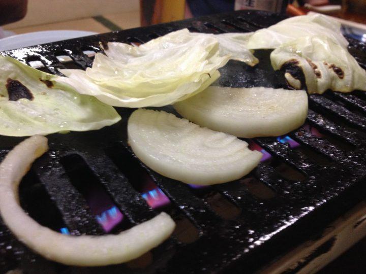 大衆食堂宮川・焼き野菜(作成中)