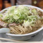 安福亭 神田店 老麺 2017-11-07 019