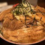 いちのじ 炙りちゃーしゅー丼 2017-11-08 050