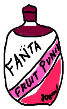 300ml瓶・だるまボトルの概念図