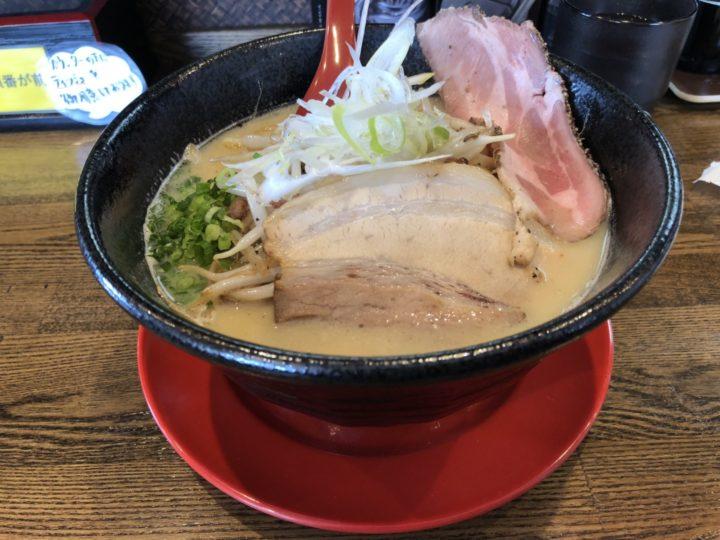 拉麺えぼしの味噌拉麺