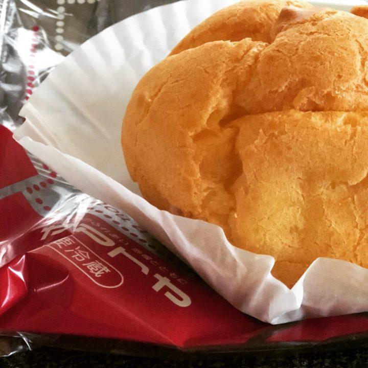 ヤマトヤのシュークリーム