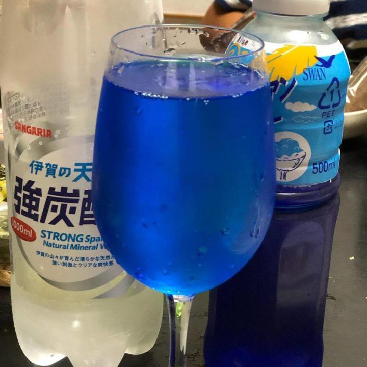 自作ソーダ水