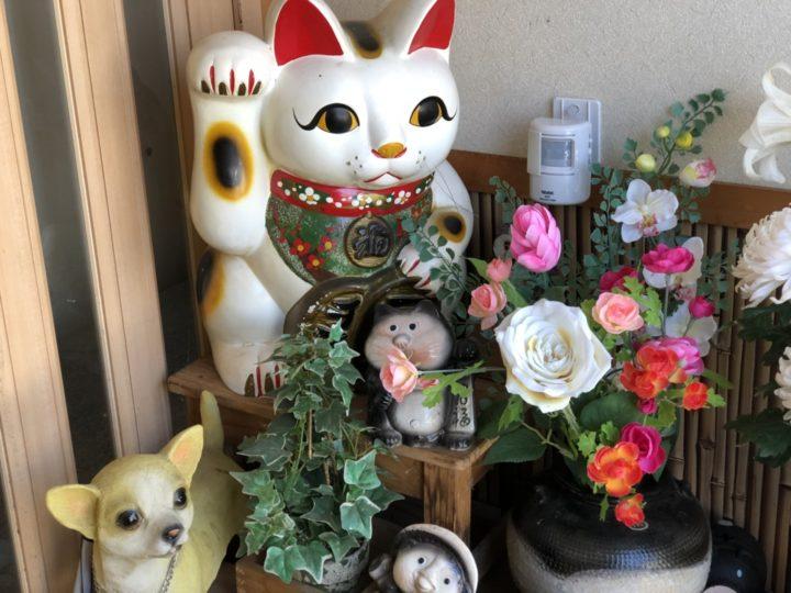 福千の風除室の飾り1