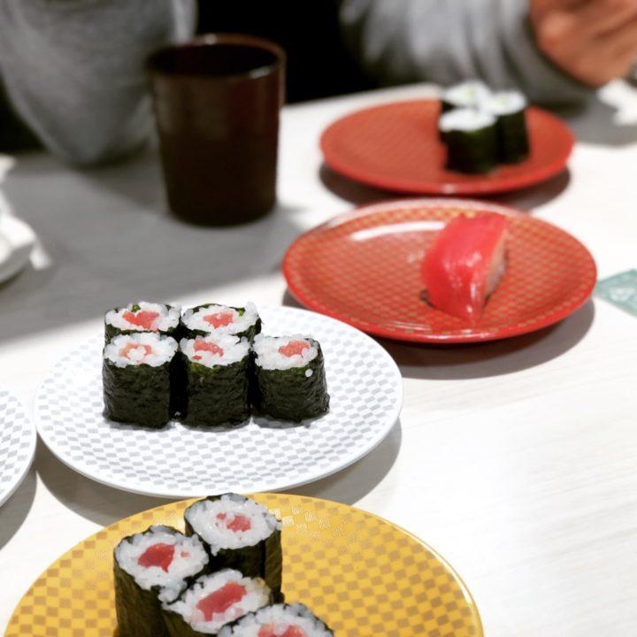 魚べい 三条店 娘初任給 2018-04-27 003