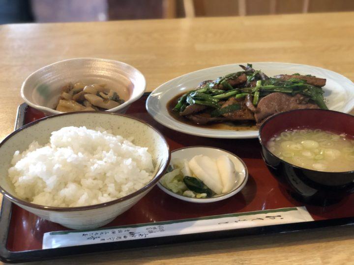 曲渕 山吾食堂2018-05-01 005