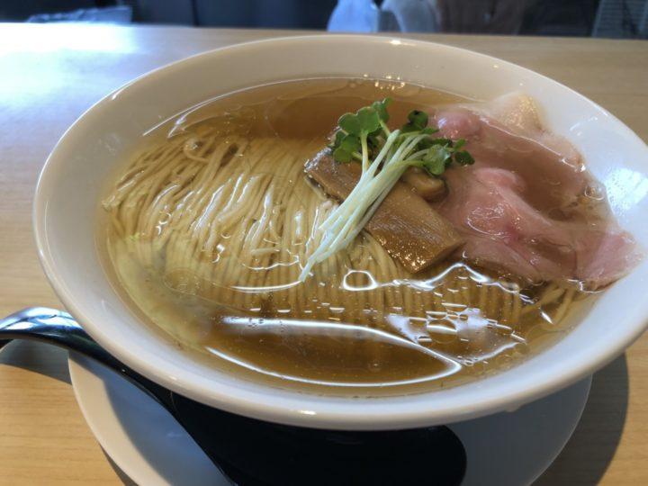清水 三条店 塩そば2018-07-20 006