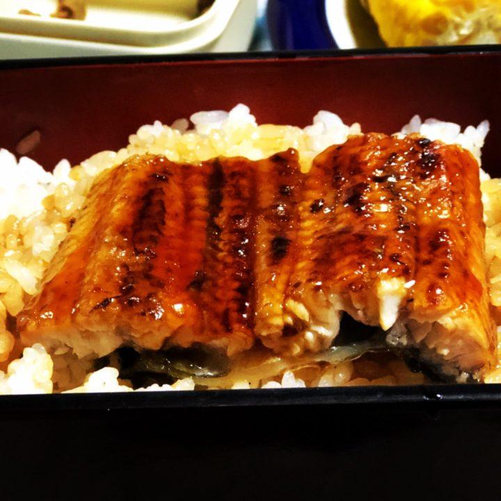 神田屋の蒲焼きで作った鰻重