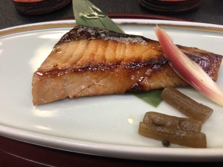 松木屋 鮭
