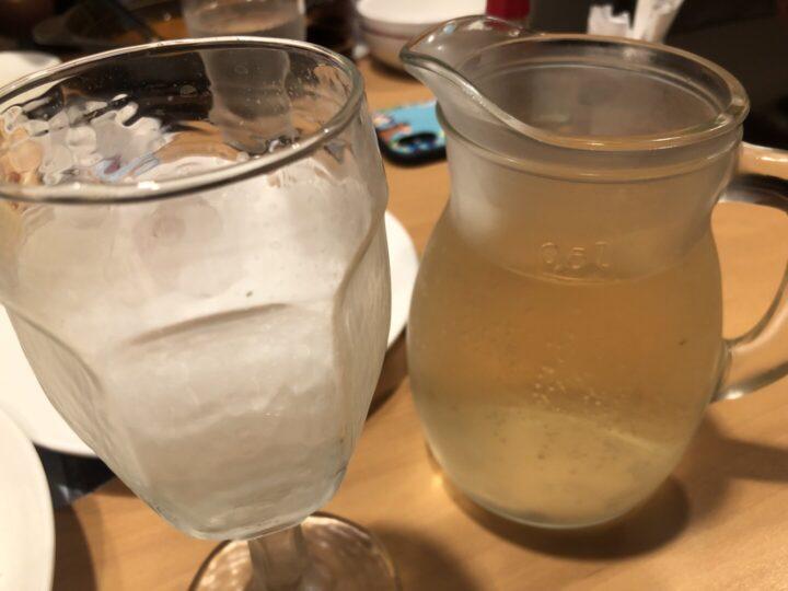 ガスト見附店2019-08-11 017