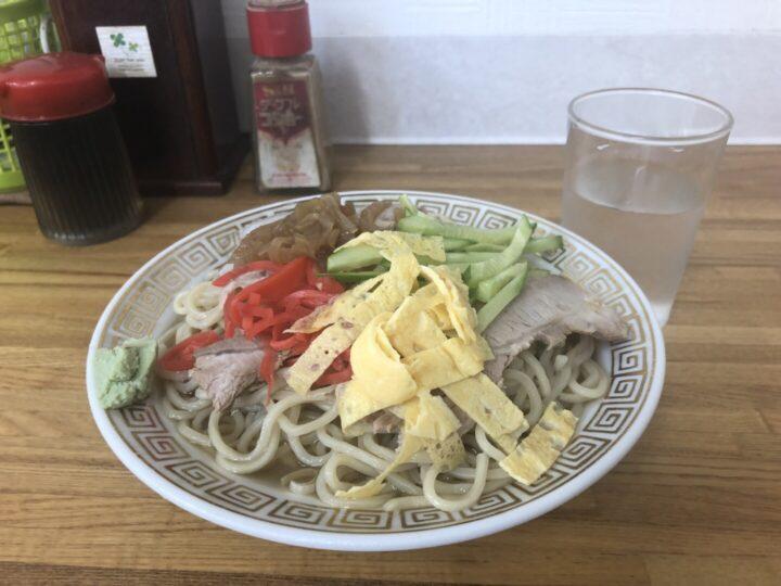 大黒亭 本店 冷やし中華2019-08-08 003