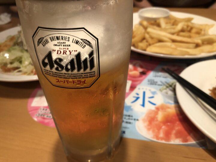 ガスト見附店2019-08-11 014