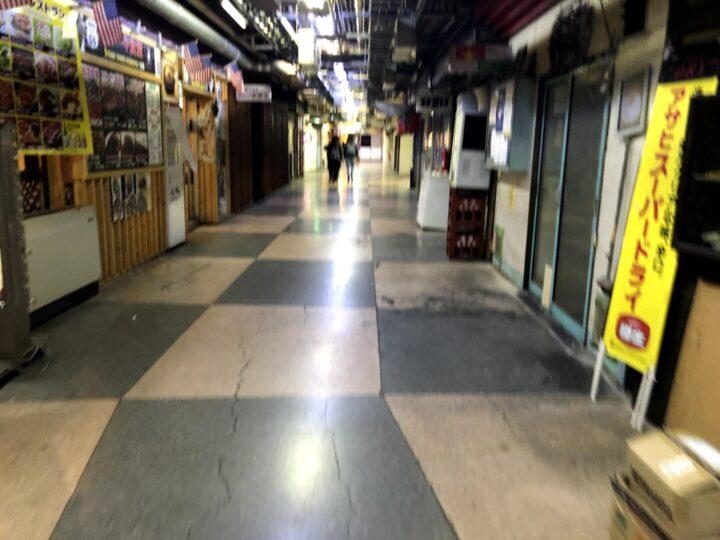 浅草地下街1