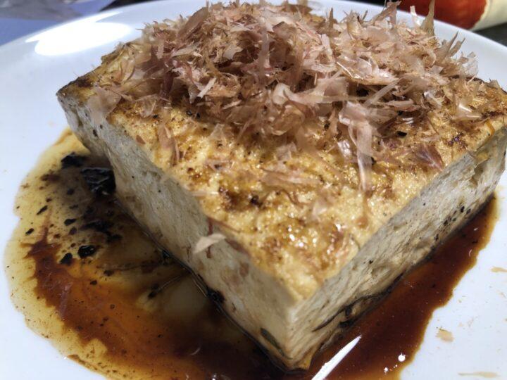 豆腐ステーキ2019-12-10 032